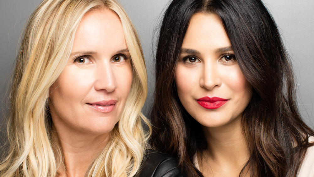 Beauty Vids With Celebrity Makeup Artists Monika Blunder | Tracey ...