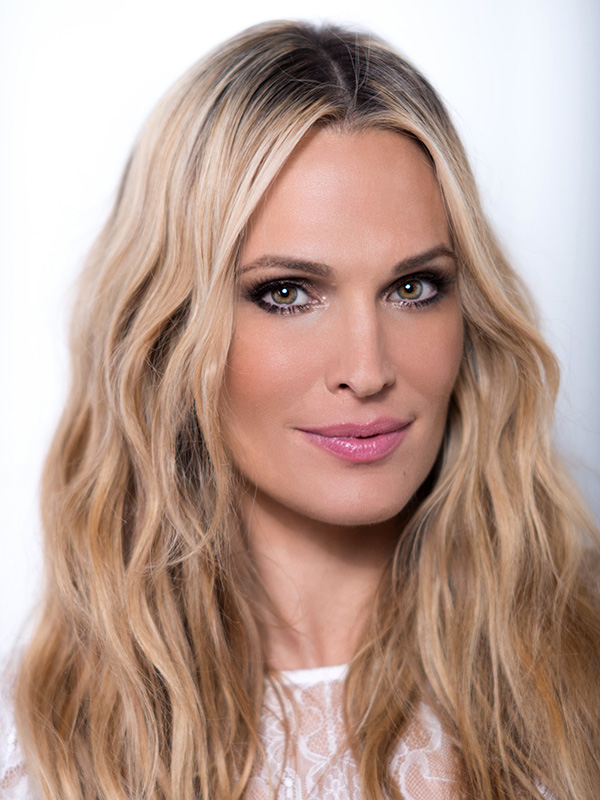 Molly Sims Joins Garnier As Lifestyle Expert Shares Her Skincare