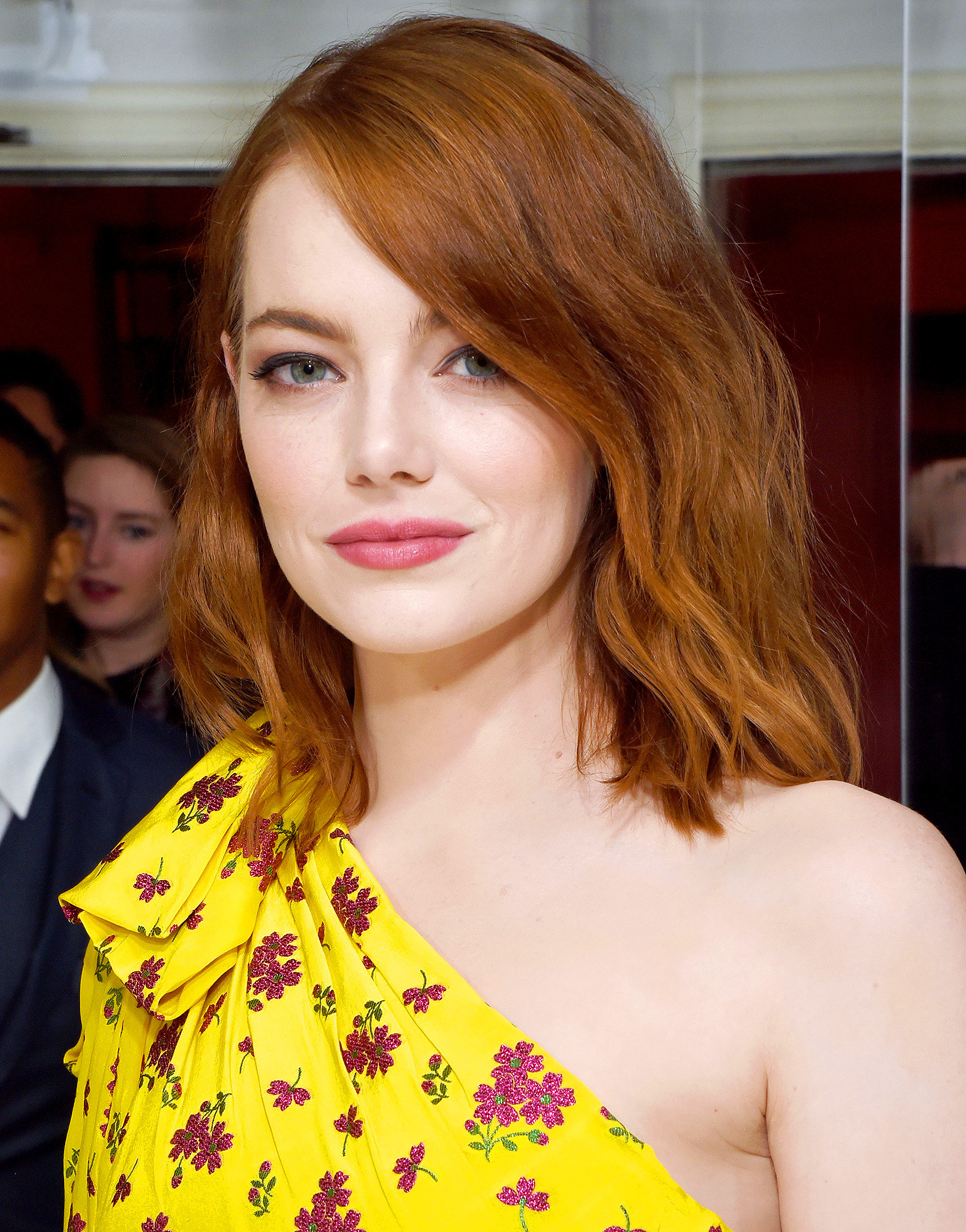 Emma stones colorist tracey cunningham reveals her genius tips emma stones colorist tracey cunningham reveals her genius tips for lasting hair color urmus Choice Image